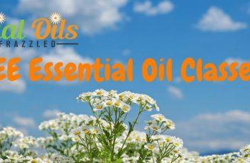 FREE Essential Oil Classes