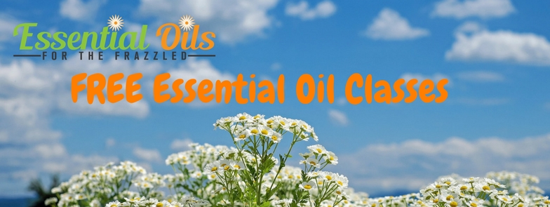 Dates for Next Essential Oil Workshop/Classes