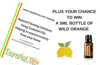 DOWNLOAD YOUR FREE EBOOK ON CLEANING WITH ESSENTIAL OILS