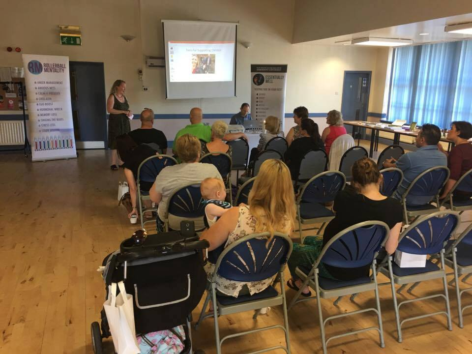 Shropshire Wellness Summit Summer Success