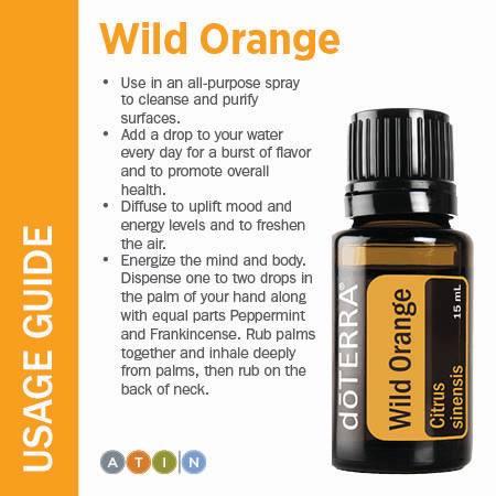 Mood Booster - Wild Orange