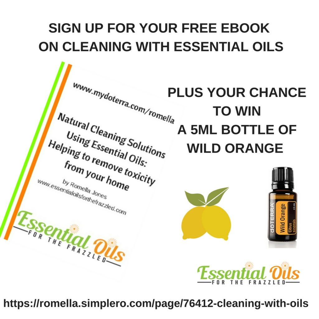 Natural Cleaning Solutions Using Essential Oils: Helping to remove toxicity from your home