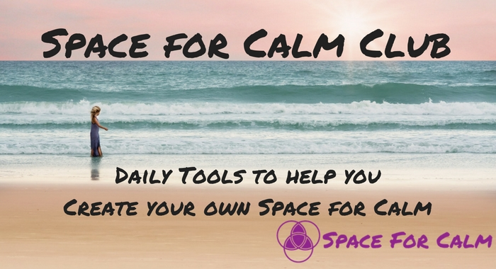 Space for Calm Club Launch
