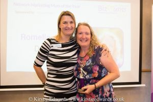 I'm an Award Winner - Network Marketing Mum of the Year